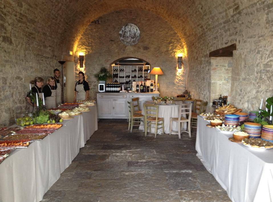 Il Ristorante Terme San Casciano Hotel Sette Querce A Due